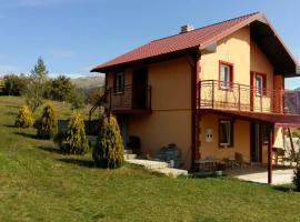 Holiday home Zavičaj, Pluzine