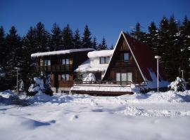 Chata Okrouhlík, Čížov (Vílanec yakınında)