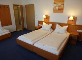 Hotel - Restaurant Goldnes Fass, Friedberg (Florstadt yakınında)