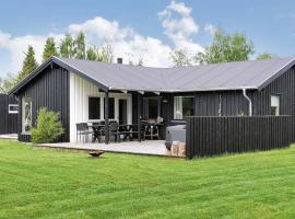 Holiday home Herculesvej F- 1746, Knebel (Eg yakınında)