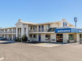Motel 6 Richland - Kennewick, Richland (V destinácii Richland Junction a okolí)
