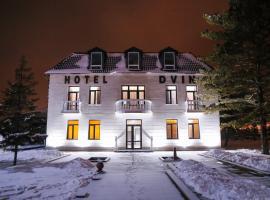 Dvin Hotel
