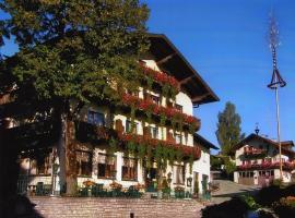 Gasthof Goldener Stern, Sankt Koloman (Wegscheid yakınında)