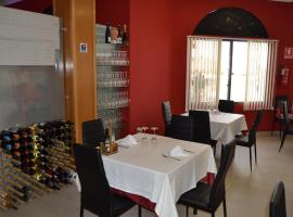 Hotel Restaurante La Sombra Del Olivo, Santa Cruz de Mudela