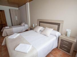 Apartamentos Mirador del Pinar, Gúdar (Monteagudo del Castillo yakınında)