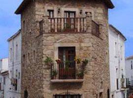 Casa Rural Margarita, Montánchez (Alcuéscar yakınında)