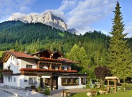 Berghaus Halali - dein kleines Hotel an der Zugspitze, Ehrwald