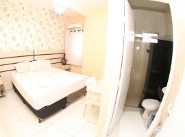 Hotel Shalom Suzano, Suzano (Near Mogi das Cruzes)