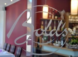 """Bold´S Hotel-Restaurant """"Zum Grünen Kranz"""", Rodalben"""