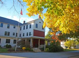 Woodbound Inn, Rindge (Near Gardner)