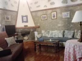 Casa La Candelaria, Moya