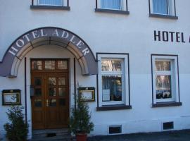 Hotel-Restaurant-Adler, Reichenbach im Vogtland