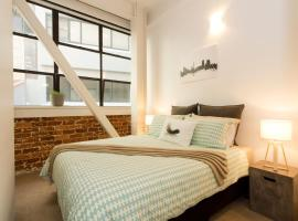 TOWNY - Central Retreat 2 Bedrooms