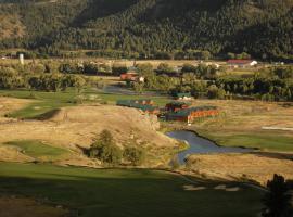 Skiier's Casa, South Fork (in de buurt van Del Norte)