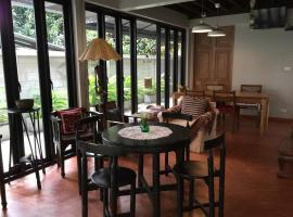 Baan Ongkharak bed & breakfast