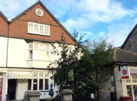 The Old Post House, Moretonhampstead
