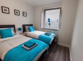 Luxe Barnet Suites, New Barnet (рядом с городом Поттерс Бар)