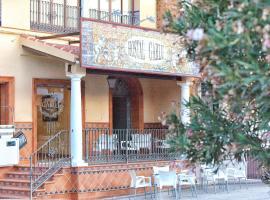 Hostal Garlu, La Rambla