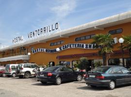 Hostal Ventorrillo, Albir (Foyes Blanques yakınında)