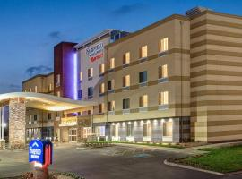 Fairfield Inn Suites By Marriott Detroit Troy