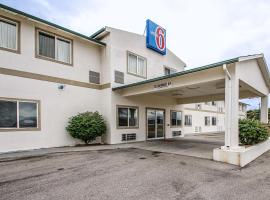 Motel 6 Nephi, Nephi (in de buurt van Spring City)