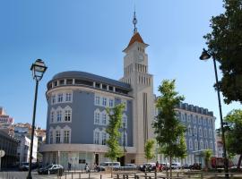 Lisbon Five Stars Apartments 8 Building