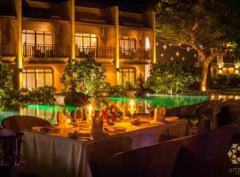 The Hotel Umbra Bagan