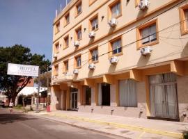Hotel 17 de Noviembre, Santa Teresita