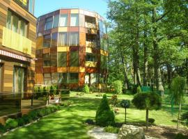 Arunes Apartments, Паланга