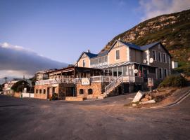 Hotel Glencairn, Glencairn