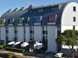 Inter-Hotel Dijon Sud Armony, Шенов (рядом с городом Лонвик)