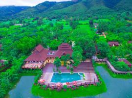 Aureum Palace Hotel & Resort Inle