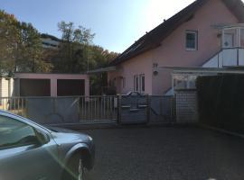 Gästehaus Windheim (Büchig), Stutensee (Eggenstein-Leopoldshafen yakınında)