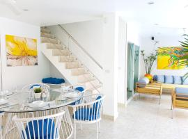 Duplex Bang Por Beach Apartment