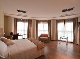 Tatì Hotel, Lugo