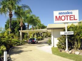 Annalee Motel Beaudesert, Beaudesert (Kooralbyn yakınında)