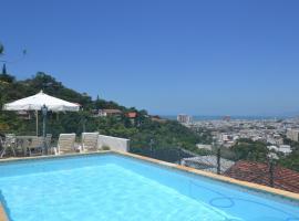 LeRo Guest House, Rio de Janeiro (Joá yakınında)