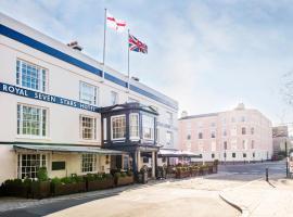 Royal Seven Stars Hotel, Totnes