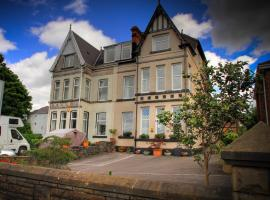 Tree Tops Guest House, Нит (рядом с городом Port Talbot)
