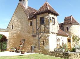 Gites des 3 Vallées, Borrèze (рядом с городом Le Causse)