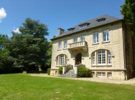 La chambre au Château, Pernant