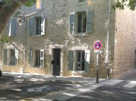 Villa Bacchus, Villeneuve-Minervois