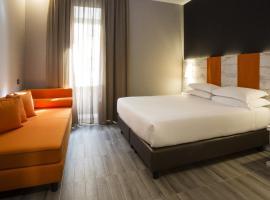 Smooth Hotel Rome Termini