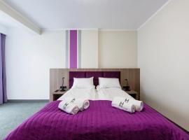 Hotel Oskar Business & Spa, Пулавы