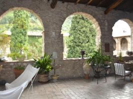 Badia San Sebastiano Rooms
