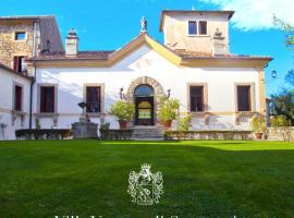 Villa Verecondi Scortecci, Colle Umberto (San Fior di Sopra yakınında)