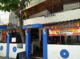 Hotel El Español, Santa Marta