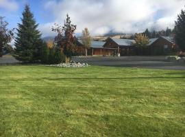 Riverstone Family Lodge, Eureka (Flagstone yakınında)