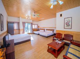 Huansan Hotel, Renai