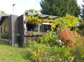 Maison De Vacances Avec Grand Jardin, Gerhardshofen (Neustadt an der Aisch yakınında)